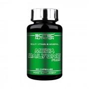Scitec Nutrition Scitec Mega Daily One Plus Multivitamin/Mineral 60 Kapslar