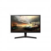 """Monitor 27"""" LG 27MP59G-P, Gaming, IPS, 16:9, FHD 1920*1080, 5 ms/ 1ms with Motion Blur Reduction, 250 cd/m2, 178/178, 1000:1. anti-glare, FreeSync,"""