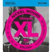 D'addario EXL120+ XL SUPER LIGHT + 095-44
