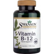Vitamin B-12 (100 kap.)