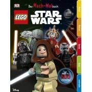 Dorling Kindersley LEGO® Star Wars™ Das Mach-Malbuch