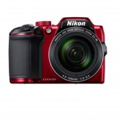 Cámara Digital Nikon Coolpix B500 16MP 40x-Rojo