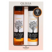 Fusion Gift Set Shower Gel 300ml & Body Lotion Kumquat 300ml