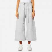 House of Sunny Women's Fit and Flare Wide Leg Trousers - Luna Rock - UK 12 - Grey