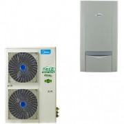Midea MHA-V8W/D2N1 M-Thermal osztott hőszivattyú (8 kW, 1 fázis)