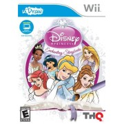 THQ Udraw Disney Princess: Enchant Story Wii