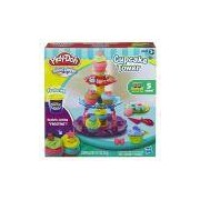 Conjunto Massinha Play-Doh Torre de Cupcake Hasbro