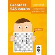 Carte : Greatest 525 Puzzles