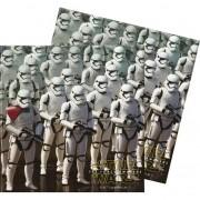 Star Wars 20x Star Wars thema servetten 33 x 33 cm