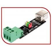 Конструктор Радио КИТ Модуль двустороннего преобразования USB в TTL или RS485 RC011