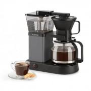 Klarstein GrandeGusto, кафе машина, 1690 W, 1.3 l, предварителна инфузия, 96 °C, черна (COF9-GrandeGusto)