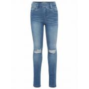 Name It! Meisjes Tregging - Maat 92 - Denim - Jeans
