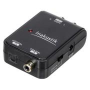 in-akustik Star Digital Audio Converter Toslink - Cinch
