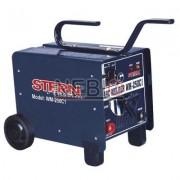 Aparat sudura Stern WM1-250C1, Electrod 2.0-5.0 mm, 21 kg, Accesorii incluse, Albastru