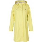 Ilse Jacobsen Rain71 regenjas dames Kleur: geel, Maat: 44 geel
