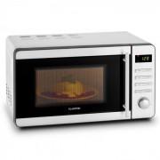Klarstein Stella Prima Four micro ondes 1800W 20L acier cuisson grill