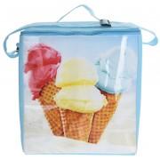 Chladící taška 18L modrá