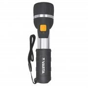 Waterproof torch LED Daylight 2AA