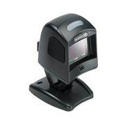 Datalogic Magellan 1100i Desktop Barcode Scanner - Cable Connectivity - Black