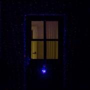 Kaemingk Christmas Light Laser Projector LED Red and Blue 9 modes