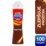 Durex Gel lubrifiant Play Real Feel 50 ml - 100 de utilizări