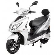 HECHT EQUIS WHITE SKUTER ELEKTRYCZNY AKUMULATOROWY E-SKUTER MOTOR MOTOCROSS MOTOREK MOTOCYKL - OFICJALNY DYSTRYBUTOR - AUTORYZOWANY DEALER HECHT