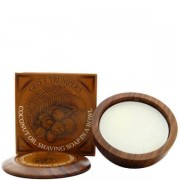 Geo F Trumper Geo. F. Trumper Wooden Shave Bowl - Coconut 80g