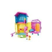 Boneca Polly Pocket Super Clubhouse