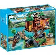Casa din copac Playmobil