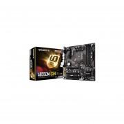 Tarjeta Madre Gigabyte Micro ATX GA-AB350M-D3H, S-AM4, AMD B350, 64GB DDR4, Para AMD