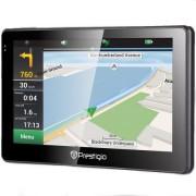 """Auto navigacija Prestigio GeoVision 5057 (5"""",480*272,4GB,128MB), sa mapama"""