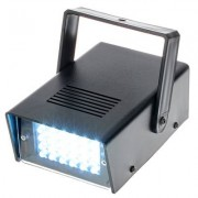 EuroLite LED Disco Strobe white Sound