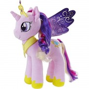 My Little Pony Pluche lila My Little Pony Cadance knuffel 35 cm speelgoed