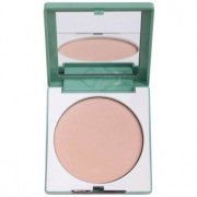 Clinique Superpowder polvos compactos y base de maquillaje 2 en 1 tono 07 Matte Neutral 10 g