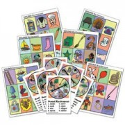 Sound Excitement: Games For Teaching Speech Sounds (Articulation Therapy Activity Series)