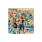Jack Johnson All The Light Above It To - Cd Rock Epack