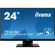 iiyama ProLite T2454MSC-B1AG, 60cm (23,6''), Projected Capacitive, 10 TP, Full HD, black