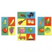 Melissa & Doug Beginner Basic Puzzle Set 4 puzzles