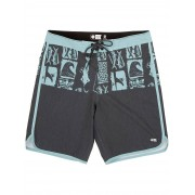 Salty Crew Cut Out Boardshorts : vintage black - Size: 36