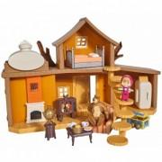Jucarie Copii Simba Masha and the Bear Big Bear House