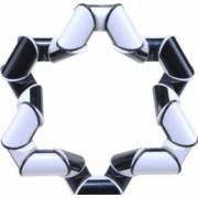 Cub Rubik Twist Snake 24 de piese Sarpe Geometric Black 183CUB