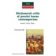 Dictionarul critic al poeziei iesene contemporane