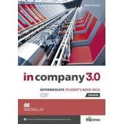 Macmilian In Company Intermediate 3.0.: Student´s Book Pack - Mark Powell