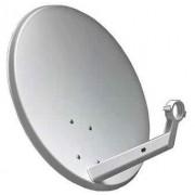 60 cm-es offset acél parabola antenna