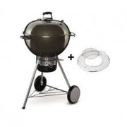 Weber Holzkohlegrill Weber Master-Touch GBS Charcoal Grill, 57cm, Smoke Grey