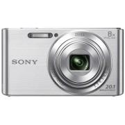 Sony Aparat DSC-W830S Srebrny