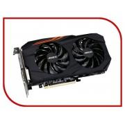 Видеокарта GigaByte Radeon RX 570 1280Mhz PCI-E 3.0 4096Mb 7000Mhz 256 bit DVI HDMI HDCP Aorus GV-RX570AORUS-4GD