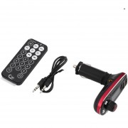 ER New Car MP3 XN618C Jugador Rojo-Rojo