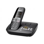 Gigaset CX610A ISDN - Téléphone RNIS - DECTGAP - noir