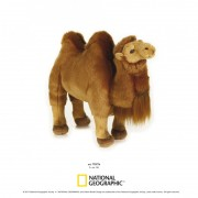 Camila bactriana 26 cm-Jucarie din plus National Geographic